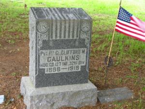 He died in WWI