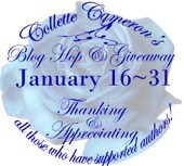 collette cameron's give-away