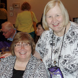 Shari Anton (Left) and Barbara Vey.
