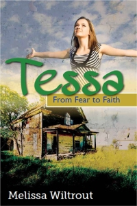 Tessa book cover