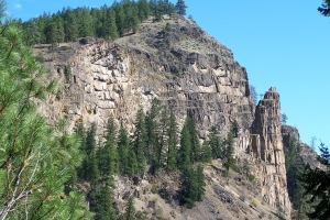 Layercake Mountain
