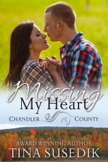 Missing my Heart eBook award winning author